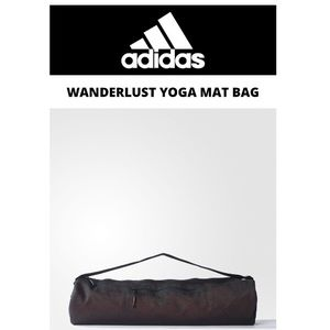c0c7bc392893 adidas Bags - Adidas Yoga Mat Bag Mesh Wanderlust Crossbody Blk